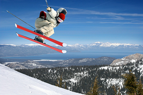 WInter skiing specials