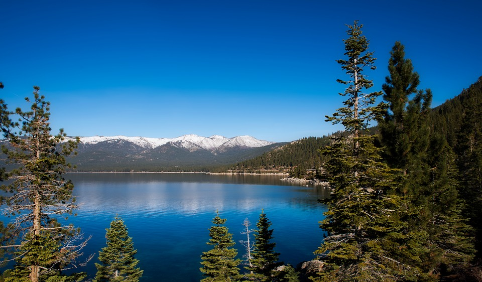 Explore the natural beauty of Lake Tahoe